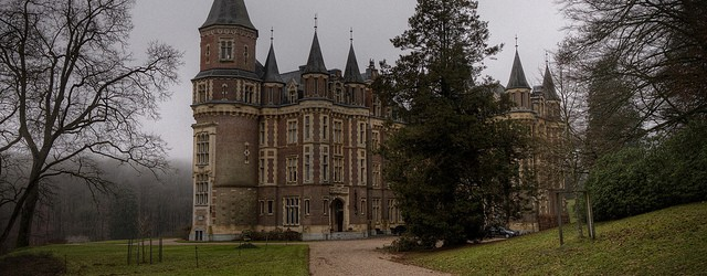 Chateau Amerois, Mother of darkness. Over dit kasteel kan je op internet heel wat geruchten terugvinden: een satanisch bolwerk op een terrein van 2000 hectare, een kathedraal met een koepel...