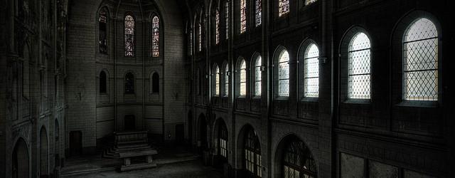 In het midden van de bewoonde wereld ligt het klooster 'Monastère les soeurs de Dieu'. Niet erg groot en op de kerk na viel er ook niet erg veel te […]